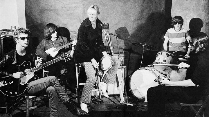 """ЗАРУБЕЖКА. Группа """"The Velvet Underground"""""""