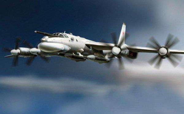 Зачем бомбардировщики РФ в небе над Аляской
