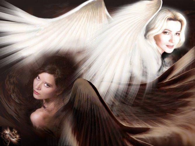 Два ангела или зачем жизнь дает нам испытания!