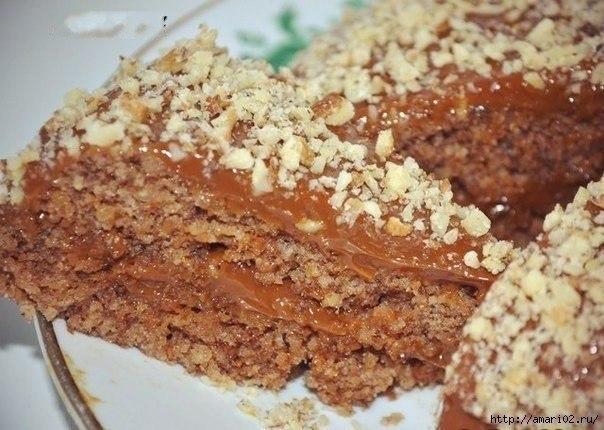 Торт из микроволновки за 5 минут