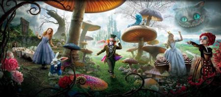 Алиса в стране Чудес или Новая клоунада администрации Трампа
