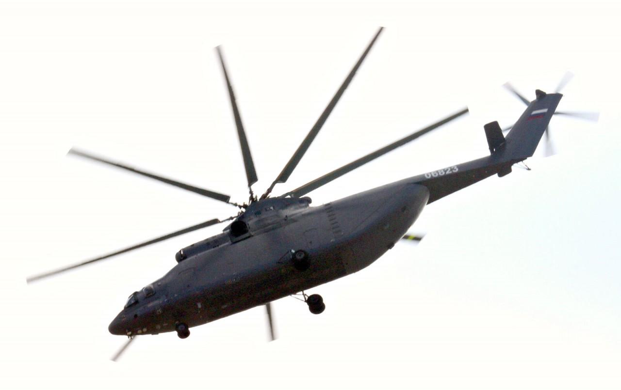 Министерство обороны России заключит контракты на вертолеты Ми-26Т2В и Ми-28НМ