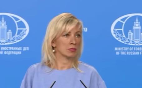 """Роман Цимбалюк хотел поставить Марию Захарову в неудобное положение, но был отправлен """"по ссылке"""""""