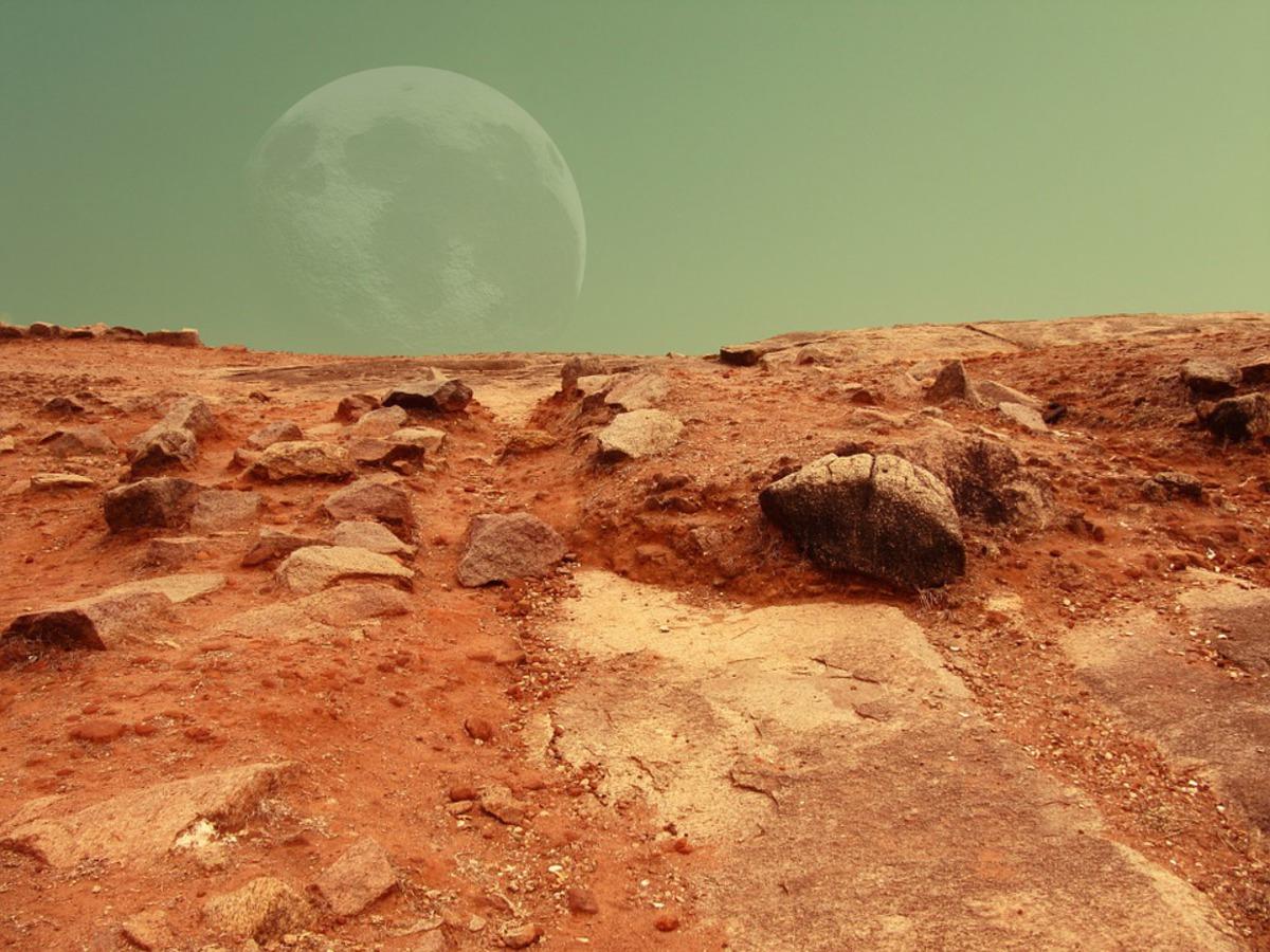 На Красной планете впервые зафиксировали «марсотрясение»