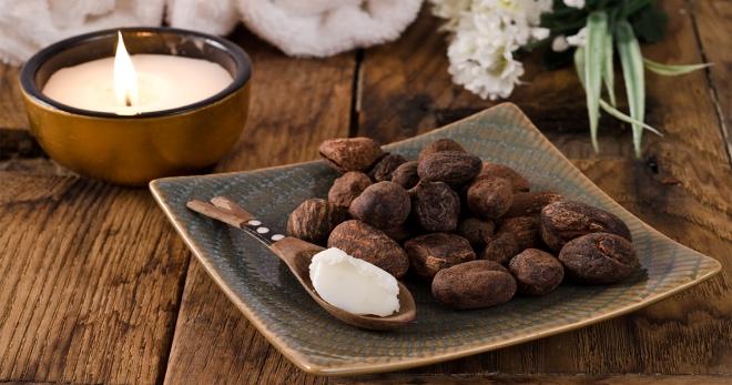 Масло ши – 4 рецепта для красоты кожи и волос