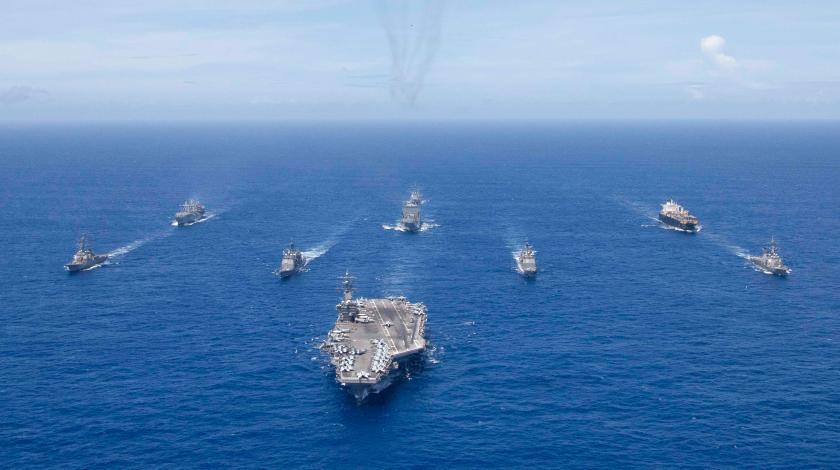 Политическая элита США развязывает войну с Россией