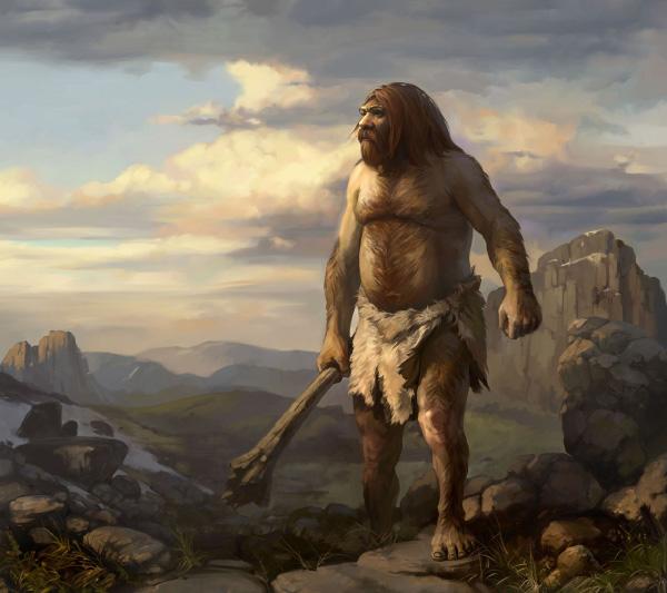 neandertal 600 Три женщины в жизни мужчины