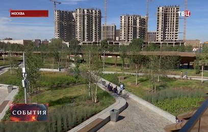 Собянин открыл новый проспект Лихачева с путепроводом через пути МЦК