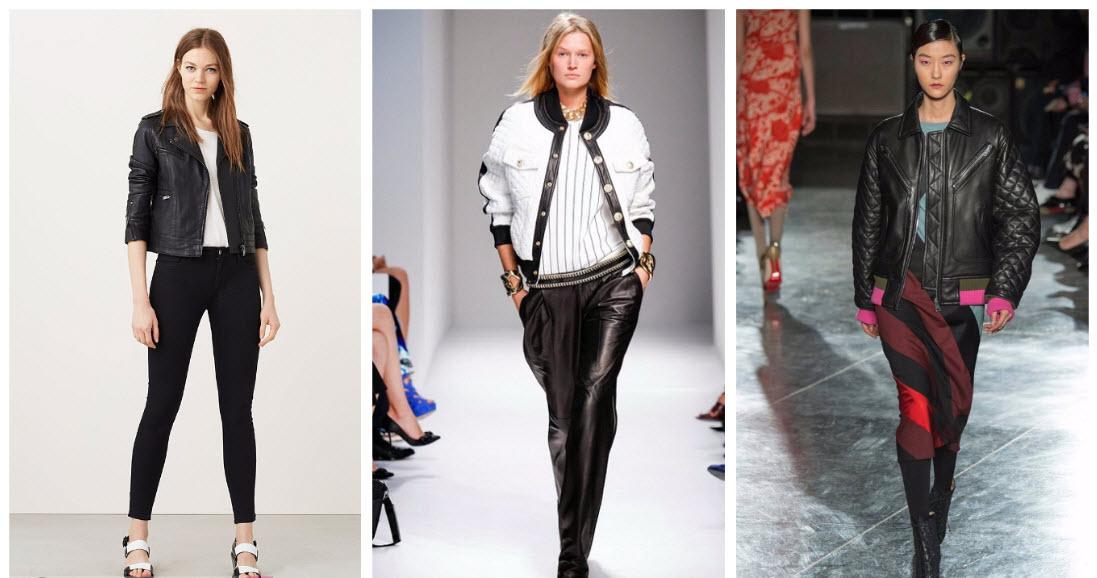 Стиль, достойный внимания: осенние куртки 2018 – фотообзор модных луков