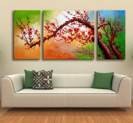 Картины для интерьера фото стильные своими руками