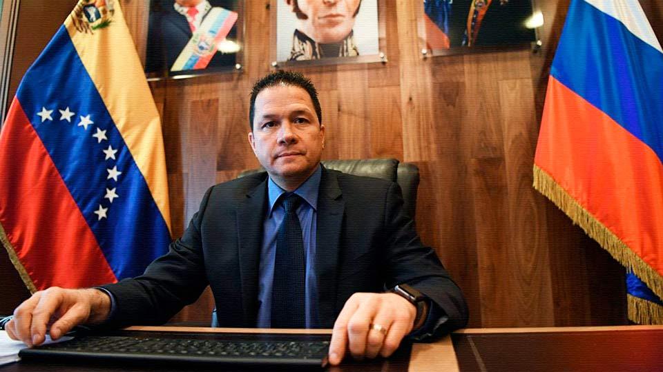 Посол Венесуэлы заявил, что …