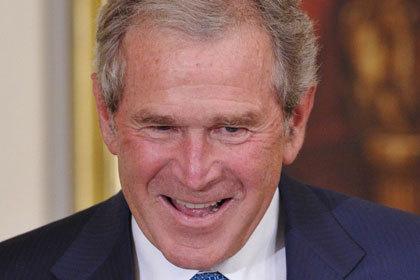 Буш-младший сказал, что нужн…