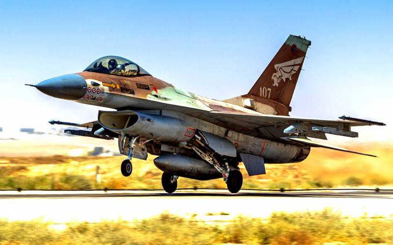 На F-35 надежды мало: Куда пропали израильские истребители в Сирии?