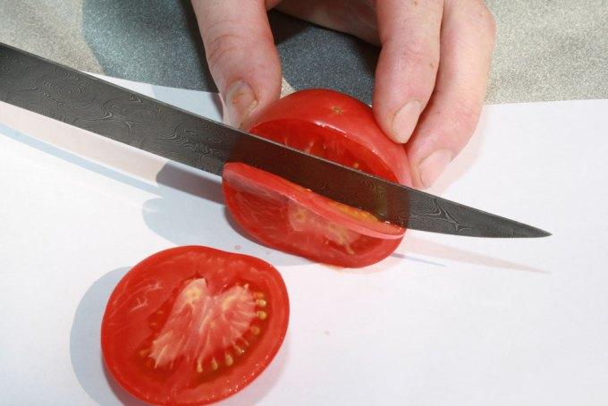 Как наточить нож без специальной точилки?