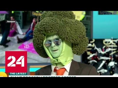 Грета Тунберг - агент Кремля?!