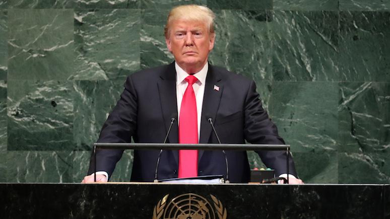 Аппельбаум: заявления Трампа показывают, насколько он далёк от реальности