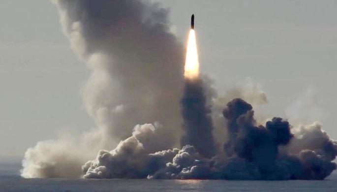 """""""160 Хиросим"""" - главный ядерщик в США оценил мощь ракетного залпа «Юрия Долгорукого»"""