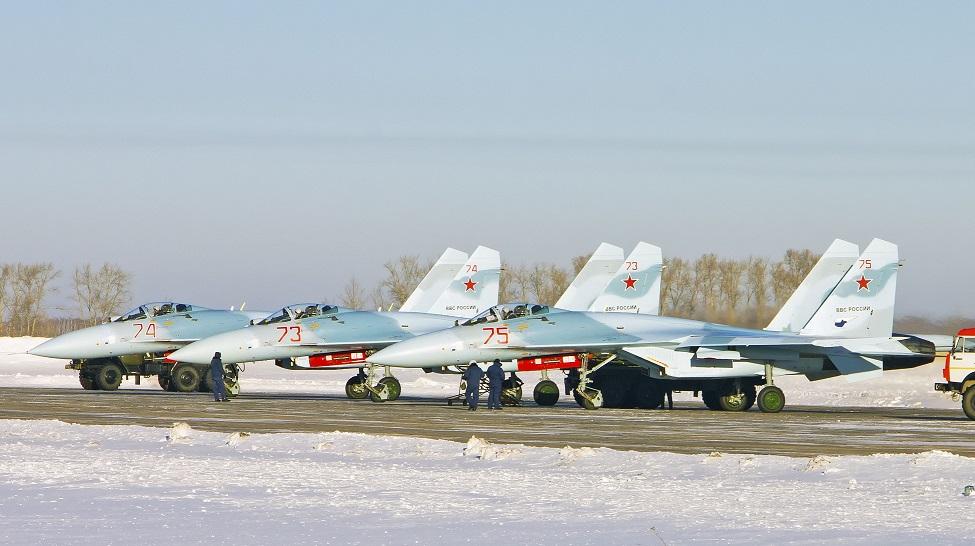 Контракт на поставку модернизированных истребителей Су-27СМ(3) завершен