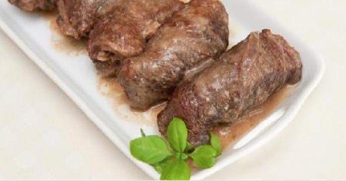 Приготовьте мясные пальчики с грибами и черносливом по нашему рецепту: и удивите своих гостей необычным вкусом