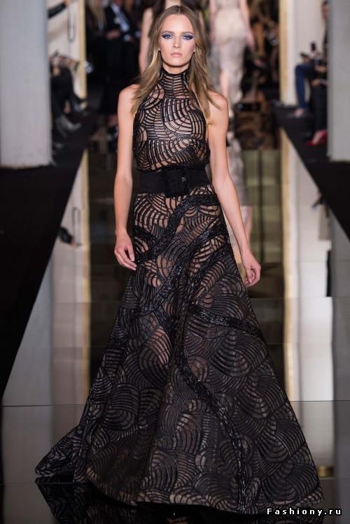 Versace Haute Couture Весна-лето 2015