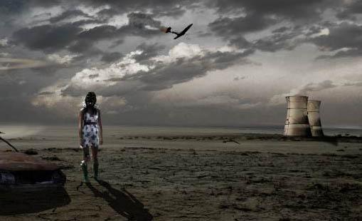 Земля погружается в глобальное затемнение