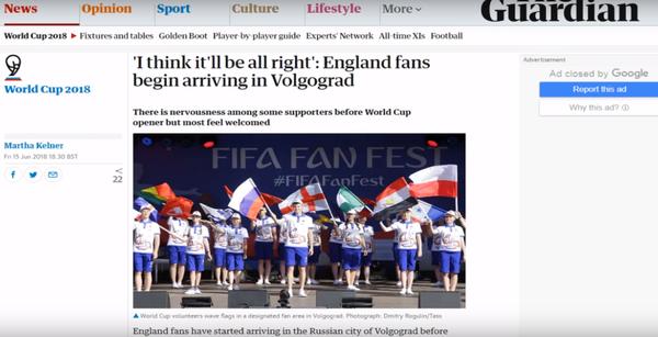 Английские граждане рассказали как им врут о России- «Наши СМИ,нас обманывают!»