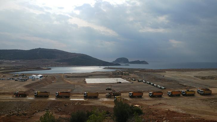 Началось сооружение АЭС Аккую