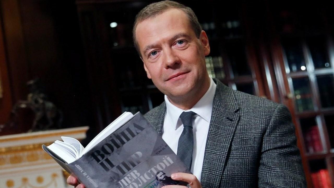 Дмитрий Медведев: «… и иными методами…»