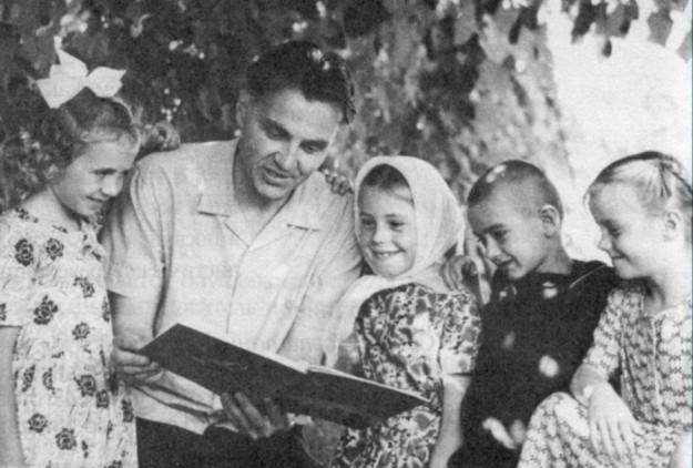 В. А. Сухомлинский: 50 важнейших принципов воспитания.