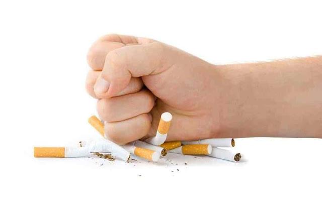 Как быстро бросить курить на…