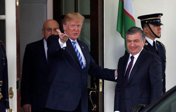 Новая потеря России: Узбекис…
