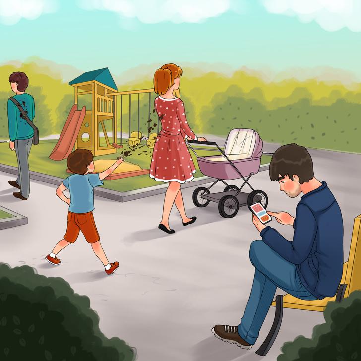 Мы разделили всех родителей на 6 типов, и некоторые из них ежедневно проверяют нас на прочность