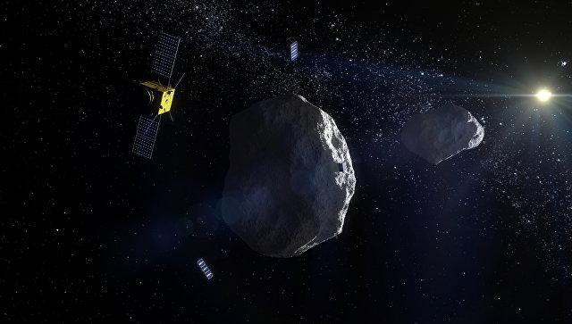 Ученые рассказали, что мешает добыче ископаемых на астероидах