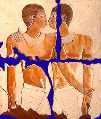 В древнем египте женщины занимались сексом с козлами
