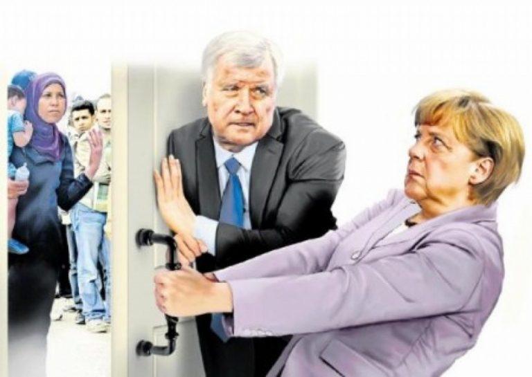 «Меркель приедет на ЧМ-2018, если не лишится поста канцлера…»