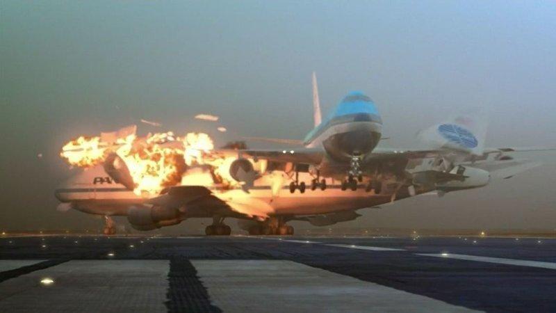 Самая крупная авиакатастрофа…