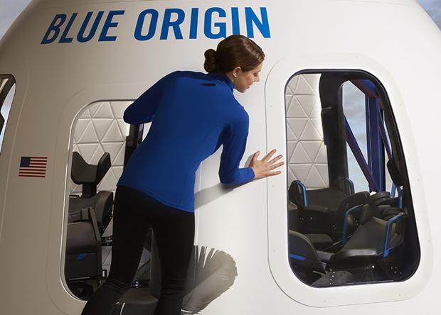 Blue Origin начнет продавать…