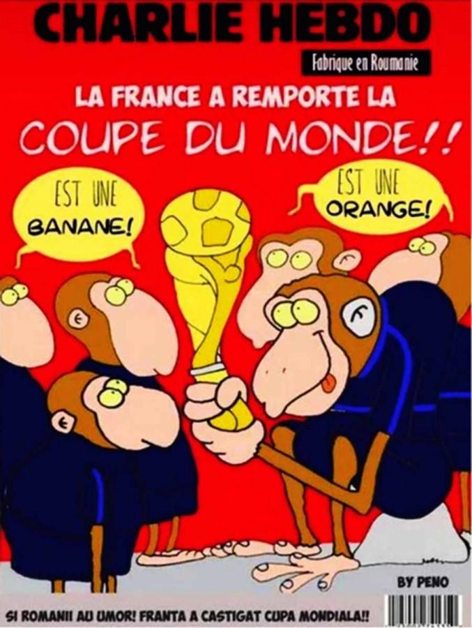 Charlie Hebdo намекает на че…