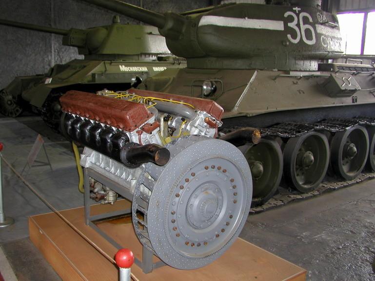 От Т-34 до Т-90