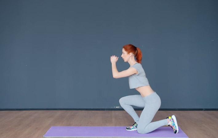 Домашние упражнения для визуального уменьшения талии