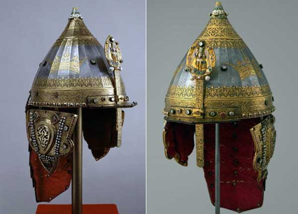 Шлем царя Михаила Романова