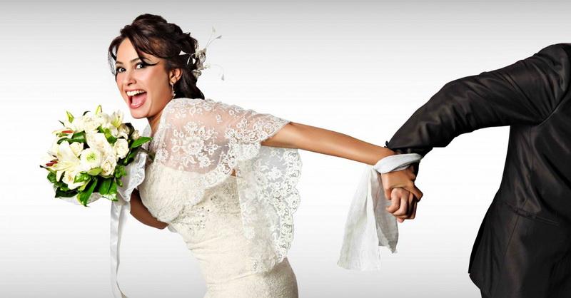 Срочно замуж! Время поджимает!