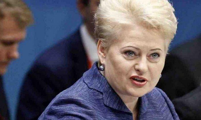 «Литву ждет коллапс»: В России быстро дали «сдачи» Грибаускайте
