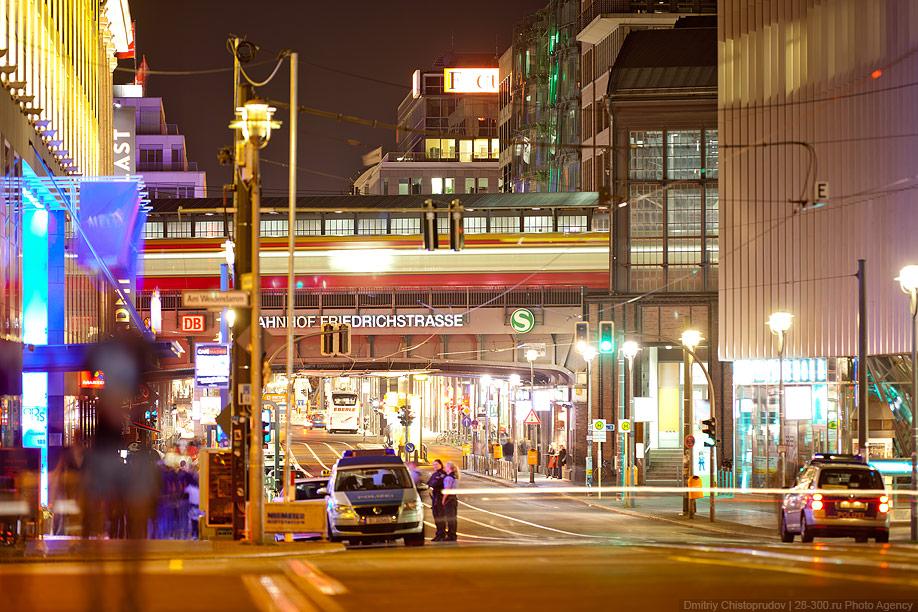 Berlin 26 Общественный транспорт Берлина