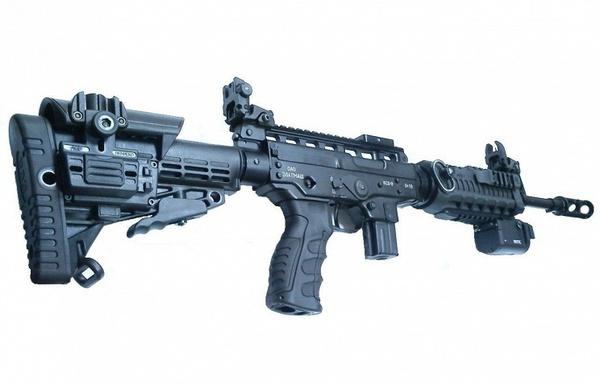 Златоуст: разработан первый в России охотничий карабин под патрон калибра 9x19 мм Original