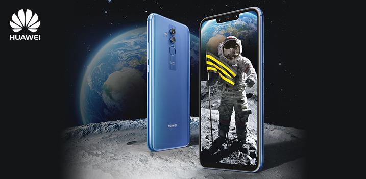 Билайн предлагает флагманские модели Huawei по специальной цене