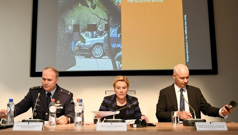 Министр обороны Нидерландов объявила о кибервойне с Россией