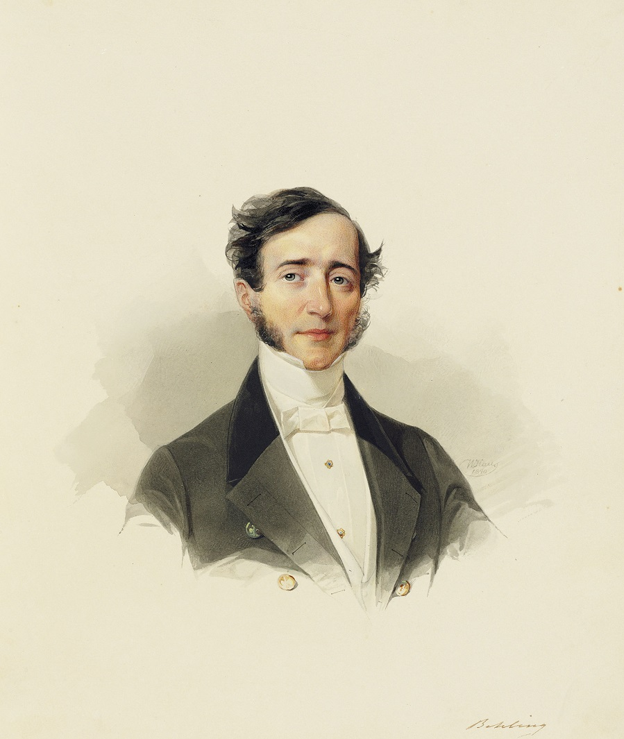 Владимир Иванович Гау (Россия, 1817–1895)