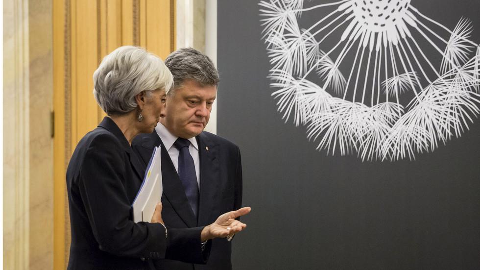 Петя и волк: как Украина пополнила список жертв МВФ