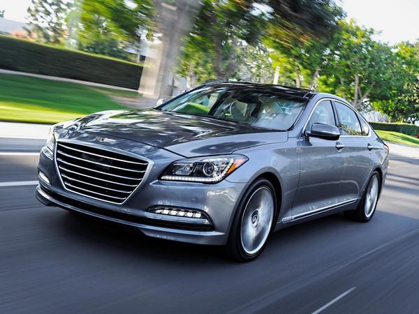 Как Hyundai  научилась «обманывать» камеру